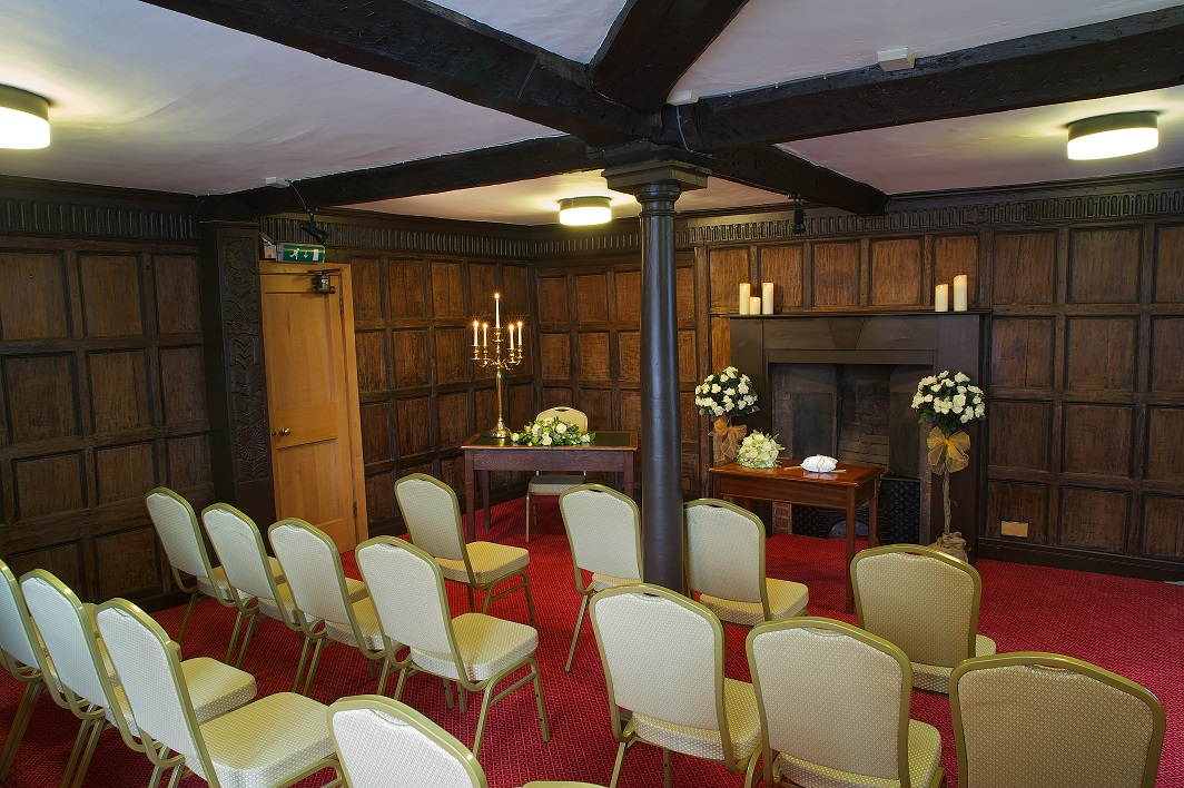 The Jacobean Ceremony Room